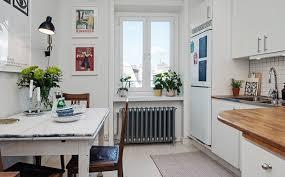 cuisines scandinaves sélection de cuisines à la déco scandinave déco scandinave