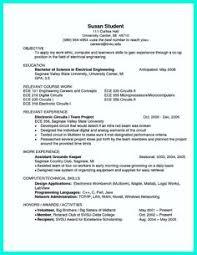 Computer Engineering Resume Sample by Modelo De Curriculum Vitae Resume Template Pinterest