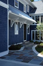 dark indigo blue up and coming color trends