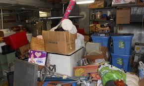 hoarding dangers a plenty clean my basement
