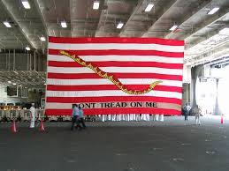 Don T Tread On Me Flag Origin File Dont Tread On Me Kitty Hawk Jpg Wikimedia Commons