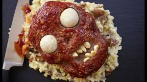 halloween recipes how to make zombie meatloaf youtube