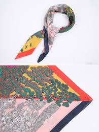 japanese prints bold colours scarf others ministryofretail com