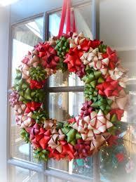 diy wreaths christmas bows diy wreaths wreath ideas home design 22