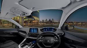 peugeot 3008 interior 2017 all new peugeot 3008 suv interior 360 peugeot uk youtube