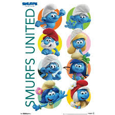 smurfs 3 movie 2017