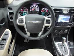2015 Chrysler 200 Interior 2015 Chrysler 200 Atoka Ok