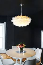feather home decor feather your nest literally feathers pendants and pendant lighting