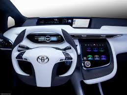 toyota fcv r concept 2012 pictures information u0026 specs
