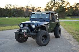 jeep 2001 2001 jeep wrangler tj 4 0l banks monster exhaust cai sound youtube