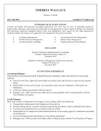 Accountant Sample Resume by Sample Resume For Tax Accountant