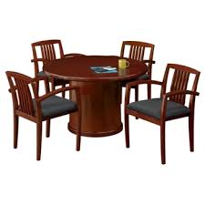 National Waveworks Conference Table Round Conference Room Tables Shop Pedestal Tables For Executive