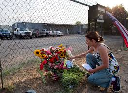 Arizona Firefighters Killed Video by Dark Day U0027 Flags Lowered For 19 Dead Firefighters In Arizona The
