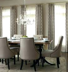 Curtains For Dining Room Best Formal Dining Room Curtains Ideas Liltigertoo