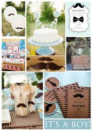 mustache baby shower baby shower themes babies and mustache theme