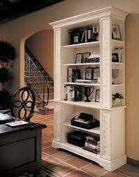 portofino ivory bookcase furniture times com