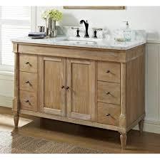 weathered oak vanity fairmont designs canada the water closet etobicoke kitchener
