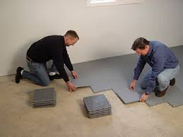Rubber Basement Flooring Thermaldry Basement Flooring System Basement Systems