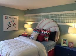 bedroom soccer chair kids baseball room soccer bed comforters