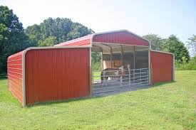 Small Metal Barns Steel Buildings Elite Outdoor Buildings Llc