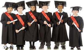 buy cap and gown kids graduation pictures 88