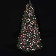 cheap christmas trees with lights cheap 750 treebrights multi action christmas tree lights red