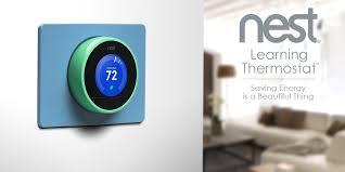 colorware nest thermostat