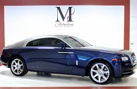 rolls royce wraith blue used car auction car export auctionxm