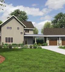 Madson Design House Plans Gallery American Homestead Modern - Homestead home designs