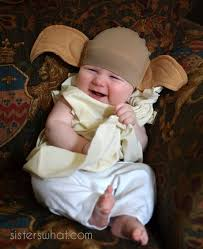 costumes for babies baby dobby the house a harry potter costume elves costumes