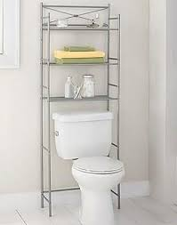amazon com over the toilet storage spacesaver shelves organizer