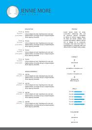 illustrator resume templates free cv and resume templates for indesign illustrator and photoshop