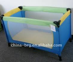 Folding Baby Bed Folding Baby Bed With Two Side Net Baby Floor Bed Baby Cot Bed