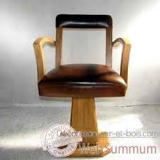 fauteuil de coiffeur naturel objet de curiosité si018 de objet de
