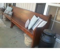 Church Pew Style Bench 133 Best Antique Church Pews Images On Pinterest Church Pews