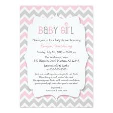 bring book instead of card to baby shower pink gray girl baby shower invites bring a book zazzle