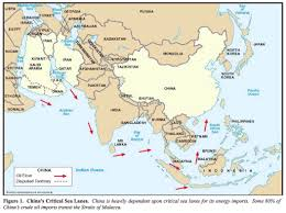 East China Sea Map Military Power Of The People U0027s Republic Of China 2007 Maps Perry
