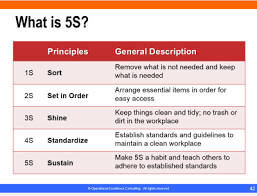 Learn Lean 5s Best Practices Ppt 5s