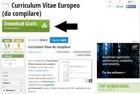 scarica curriculum vitae europeo da compilare gratis pdf ecco come scrivere un curriculum vitae