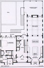 attractive home plans with kitchen in front of house floor plan