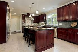 kitchen island cherry wood fresh cherry wood kitchen island construction kitchen gallery