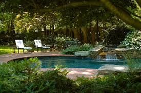 Inground Pool Landscaping Ideas Swimming Pool Landscaping Ideas Tags Pool Garden Design