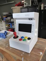 How To Build A Speaker Cabinet Diy Arcade Cabinet Kits More Diy Minicade Free Plans