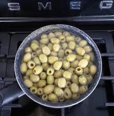 cuisine faire blanchir faire blanchir les olives cuisine les olives olives