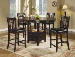 Chair Bar Height Kitchen Table Sets In Dining Set Bar Height - Bar height kitchen table