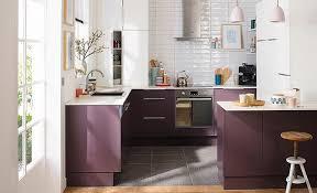 exemple de cuisine en u cuisine ouverte en u cuisine en image