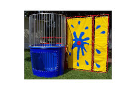 dunk booth rental dunk tank party rental dallas tx