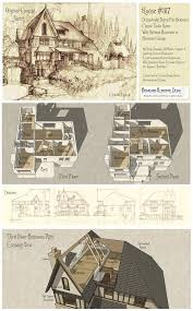 Tudor Mansion Floor Plans by 797 Best House Floor Plans Images On Pinterest House Floor Plans