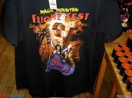 Six Flags Fear Fest Blog Archives