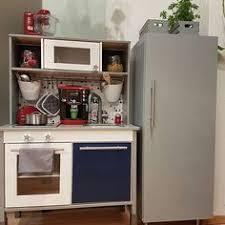 ikea duktig k che ikea hack duktig children s play kitchen finished decorating